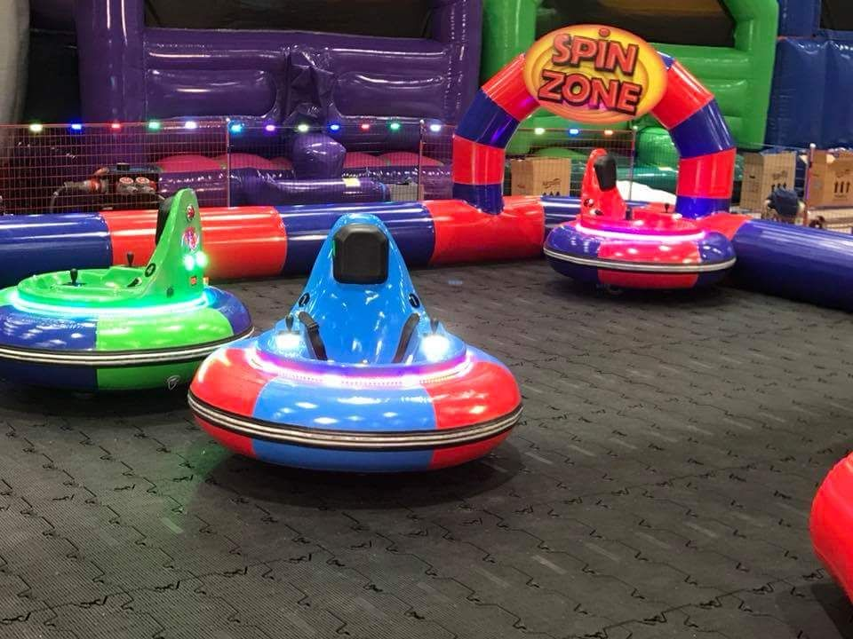 New Inflatables Bumper Cars 2018 Inflatables Bouncy